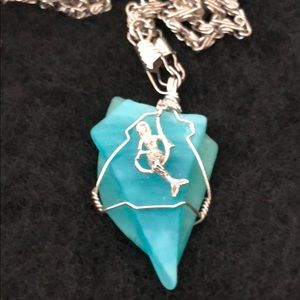 Jewelry - CUT AMAZONITE BLUE GEMSTONE SEMI PRECIOUS